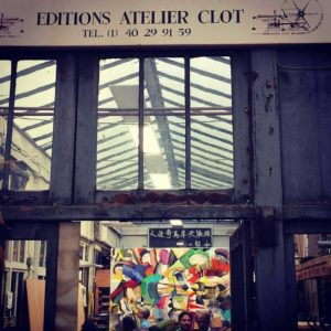 EDITIONS ATELIER CLOT