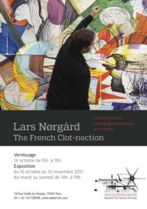 Lars Nørgård The French Clot-nection