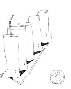 Five Legs, One Soda