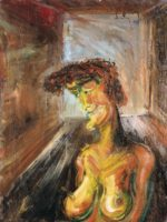 Portrait of Artist Dorte Dahlin