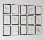Konventum, drawings