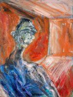 Portrait of Artist Erik A. Frandsen