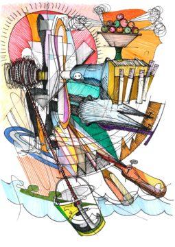 Anchor in Bucket